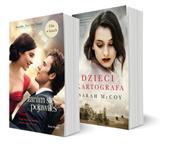 Pakiet: Za... - Jojo Moyes, Sarah McCoy -  foreign books in polish