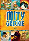 Mity greck... - Lucyna Szary -  books from Poland