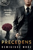 Precedens - Remigiusz Mróz -  books in polish
