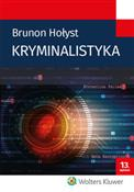 Kryminalis... - Brunon Hołyst -  books from Poland