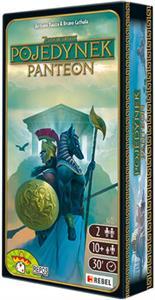 7 Cudów Świata Pojedynek Panteon - Bauza Antoine, Cathala Bruno ...