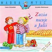 Zuzia nocu... - Liane Schneider -  books in polish