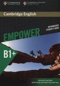 Picture of Cambridge English Empower Intermediate Student's Book