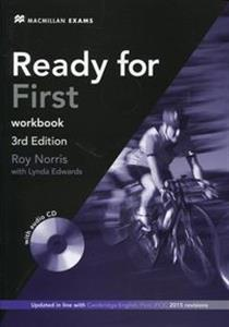 Picture of Ready for First Workbook + CD bez klucza odpowiedzi