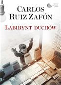 Labirynt d... - Carlos Ruiz Zafon -  books from Poland